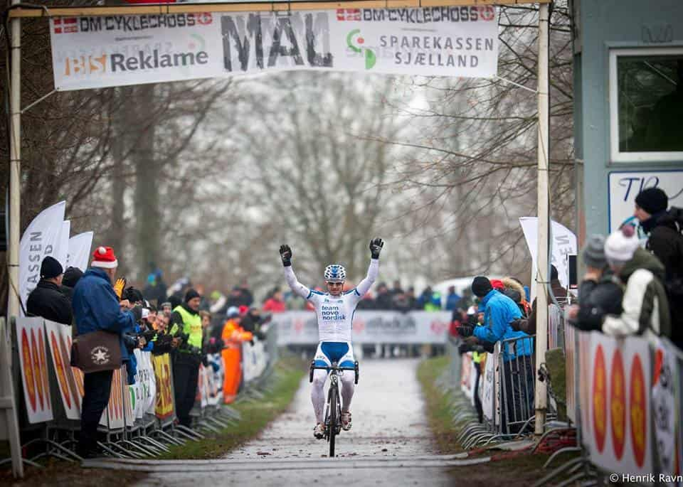 Team Novo Nordisk | Thomas Nørup Wins Danish National Championship