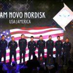 Team Novo Nordisk   Cycling: 3rd Abu Dhabi Tour 2017 / Teams Presentation