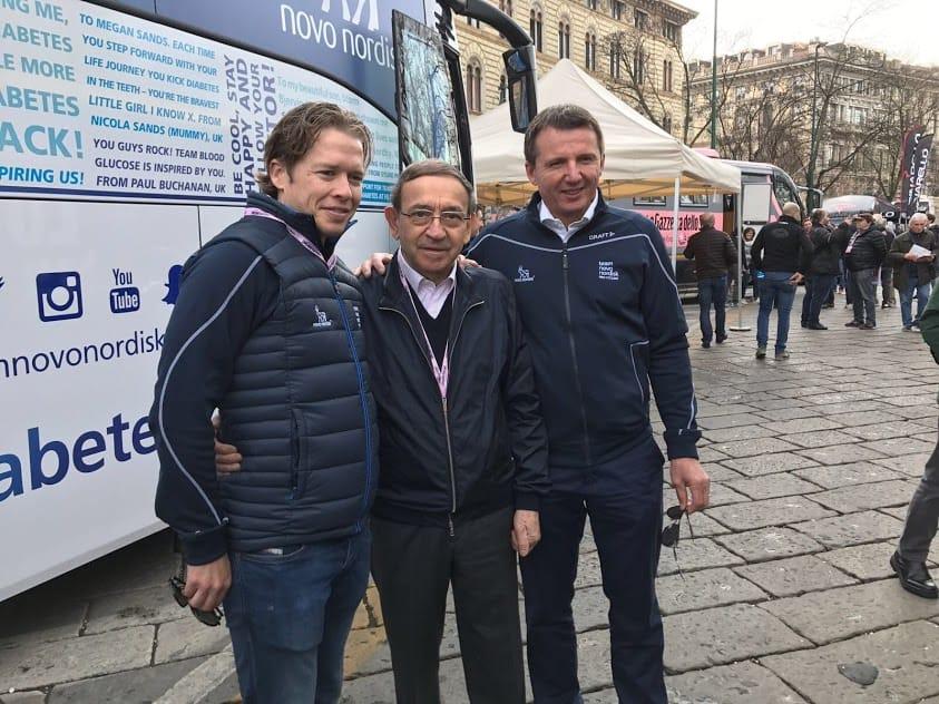 Ernesto Colnago | Team Novo Nordisk