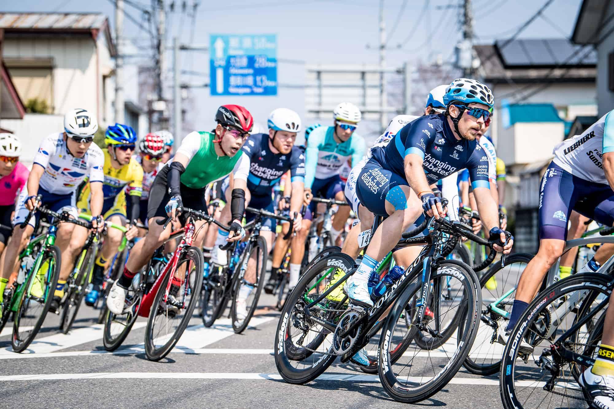 Umberto Poli | 2018 Tour de Tochigi | Team Novo Nordisk