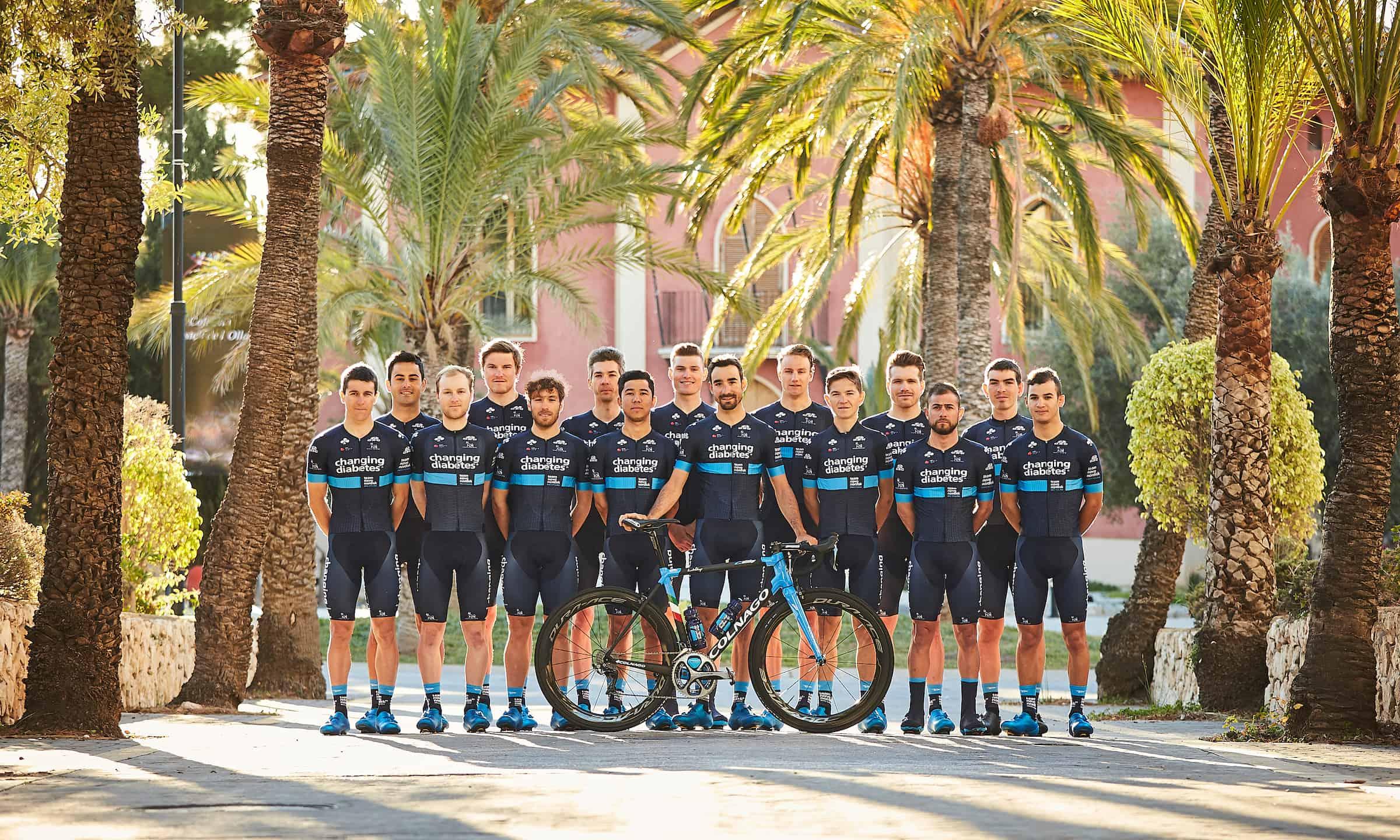 Team Novo Nordisk 2020 Renewal Announcement