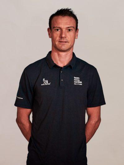 Sergey Lagutin - Team Novo Nordisk