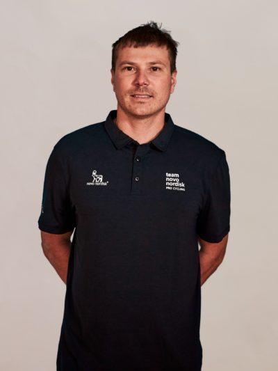 Vadim Shaekhov - Team Novo Nordisk