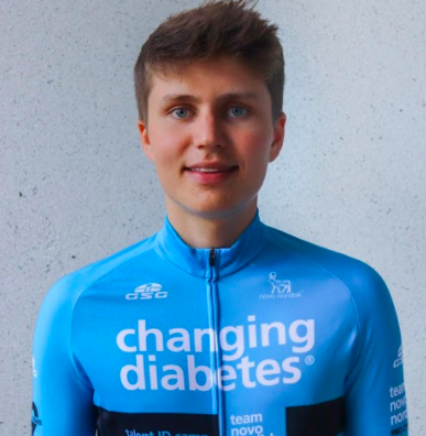 Ben Kavanagh | All-Diabetes Pro Cycling Team | Type 1 Diabetes | Team Novo Nordisk