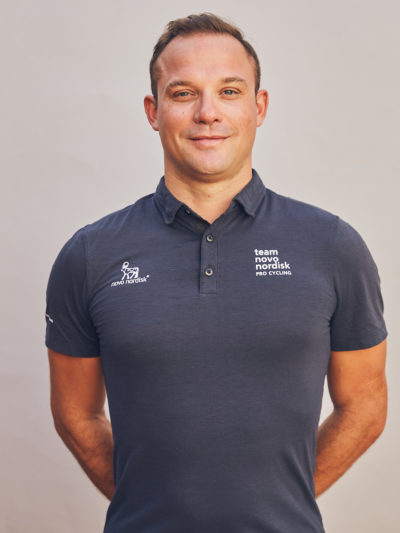 Raffaello Falappa | Team Novo Nordisk | About Team Novo Nordisk