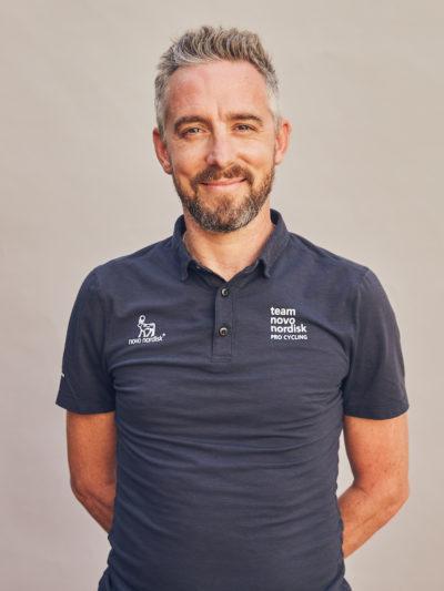 Tim Lindley | Team Novo Nordisk | About Team Novo Nordisk