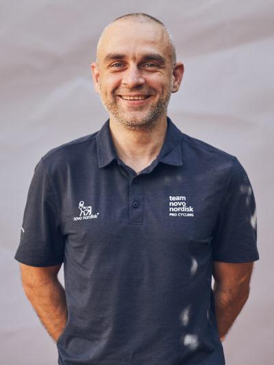 Nick Eremin | Team Novo Nordisk | About Team Novo Nordisk