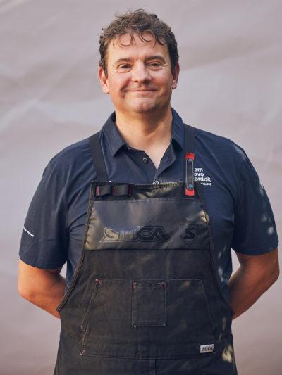 Gareth Jones | Team Novo Nordisk | About Team Novo Nordisk