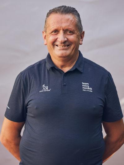 Massimo Podenzana | Team Novo Nordisk | About Team Novo Nordisk