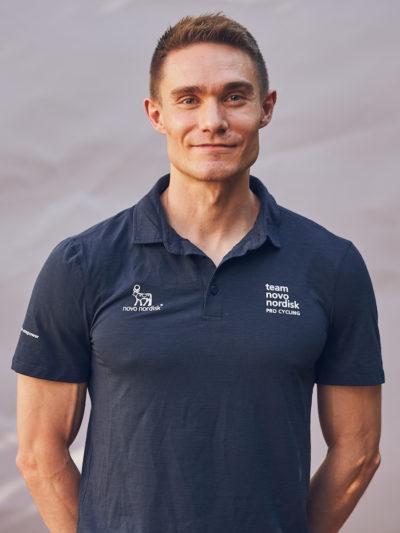 Sam Scott | Team Novo Nordisk | About Team Novo Nordisk