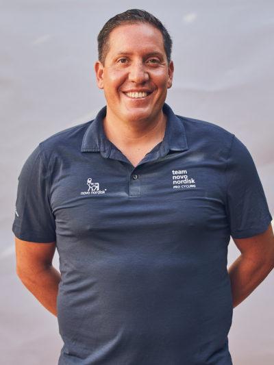 Rafael Castol | Team Novo Nordisk | About Team Novo Nordisk
