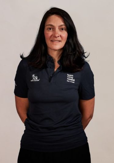 Becky Furuta - Team Novo Nordisk
