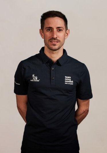 Romain Gioux - Team Novo Nordisk